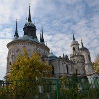 Владимирская церковь в Быково :: Елена Данилина