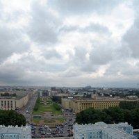 Вид с колокольни :: Вера Щукина