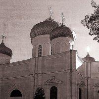 Храм Усекновения главы Иоанна Предтечи в Харькове :: Elena