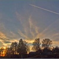 мечта о небе :: Дмитрий Анцыферов