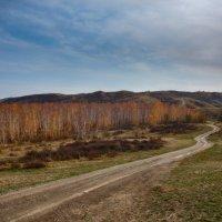Горная дорога. :: Виктор Гришенков