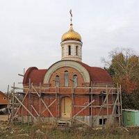 Церковь Дмитрия Солунского :: Александр Качалин