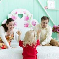 Игры с родителями :: Илья Кантемиров