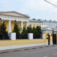 Городская усадьба И.С.Рахманова. :: Oleg4618 Шутченко