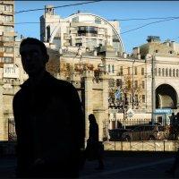 солнечная осенняя улица :: sv.kaschuk