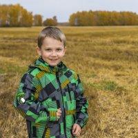 Среди полей и лесов золотых :: Алексей Масалов