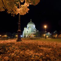 Ночь :: Сергей Григорьев