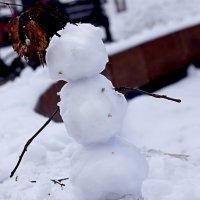 снеговик :: Xenia Togacheva