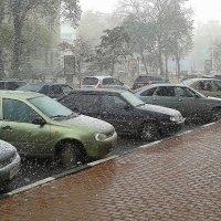 Первый снег :: Григорий Иванов