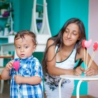 Ребёнок :: Катя Богомолова