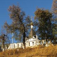 стена монастыря :: Сергей Цветков