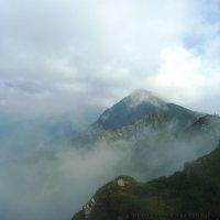 Дыхание гор :: nika555nika Ирина