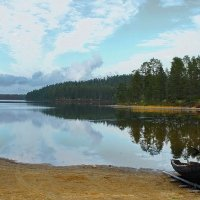 Озеро Мальвиайнен :: Александр Буланов