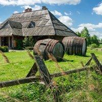 Сельский пейзаж 3 :: Алексей Видов