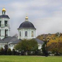 Церковь в Царицыно. :: Cергей Павлович