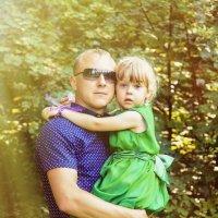 Эту девочку буду носить на руках всю жизнь!!! :: Алексей Тупицын