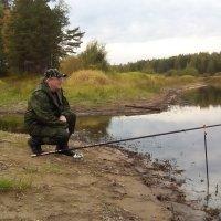 В ожидании рыбки золотои :: Вячеслав