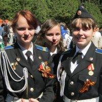 Три подружки-одноклассницы :: Дмитрий Никитин