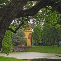 Башня-руина (Санкт-Петербург, Царское Село) :: Павел Зюзин
