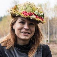 девушка осень :: Сергей Говорков