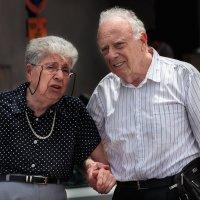 Любовь не стареет :: Nadin
