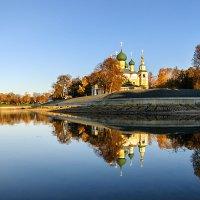 Угличский Кремль. Спасо-Преображенский собор (1713 г) :: Galina
