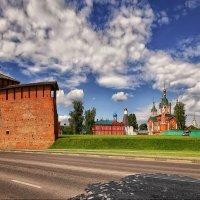 Коломна. Кремлевская стена. Брусенский монастырь :: mila