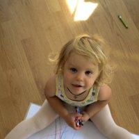 Позитивный творческий настрой :: Annie NYIP Prussot