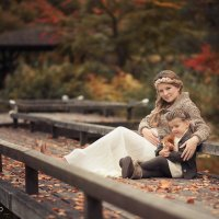 Осень в Мюнхене :: Natalia {Belkafoto} Gurevich