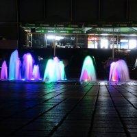 Танец воды :: Наталья Джикидзе (Берёзина)