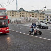 Слабо на квадроцикле? :: Ирина Данилова