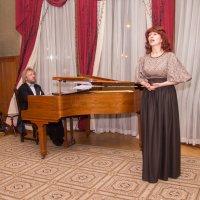 Концерт :: Екатерина Рябинина