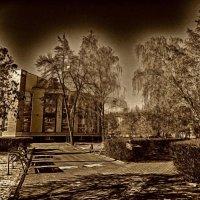 осень... город :: Натали Акшинцева