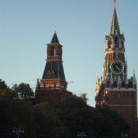 Москва 2015 :: BoxerMak Mak