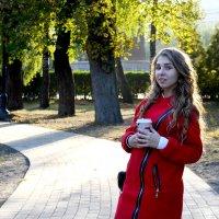парк :: Настя Оксюковская