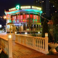 Уютный уголок Москвы. Там, где задушевно шепчут фонтаны… :: kolin marsh