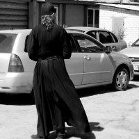 В  монастыре.... :: Валерия  Полещикова