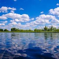 Гляжу в озёра синие... :: Сергей и Ирина Хомич