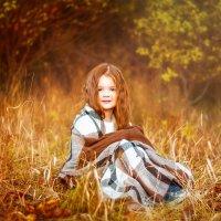 Осенняя девочка :: Криcтина Байрамкулова