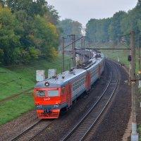 Электропоезд ЭР2Т-7147 :: Денис Змеев