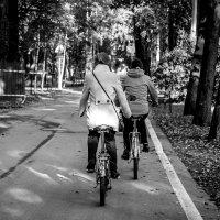 Велосипедная прогулка :: Агент Уль