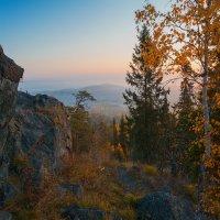 Утренний пейзаж :: vladimir