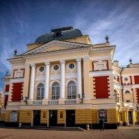 Театр им. Охлопкова :: Хась Сибирский
