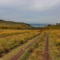 Дорога к озеру. :: Наталья Юрова