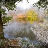 Морозный рассвет октября....2. :: Андрей Войцехов
