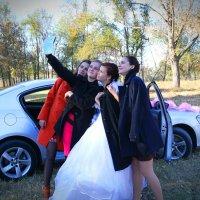 селфи для невесты :: Юрий Кальченко