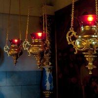 три светильника в храме горели :: Виталий Соколов