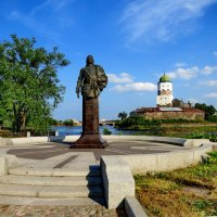 Памятник графу Ф.Апраксину :: Светлана Петошина
