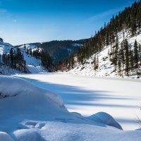 Озеро Амут. :: Поток