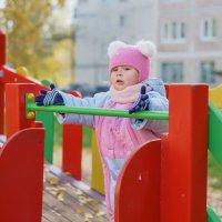 Моя внучка София . :: Андрей Якимюк